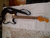 Strat Style Guitar