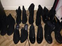 Woman shoe bundle