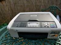 Brother fax photocopier and scanner