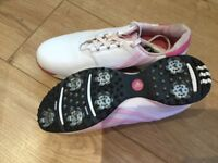 Adidas Ladies Golf Shoes 6.5