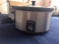 Brad New Morphy Richards Slow Cooker