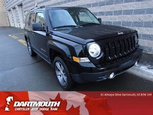 2016 Jeep Patriot HIGH ALTITUDE/LEATHER/4X4