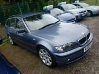 Bmw 330d se 2004 low mileage
