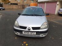 Renault Clio Expression 16V 1.2 Petrol Manual 5 Door PSH Low Mileage Long MOT
