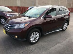 2014 Honda CR-V EX-L, Automatic, Leather, Sunroof, Heated Seats