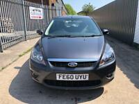 FORD FOCUS 1.6 ZETEC 5 DOOR 12 MONTHS MOT