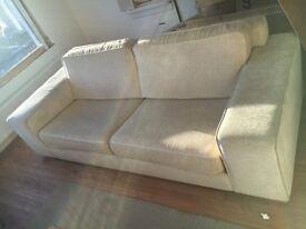 Very comfy 3 seater sofa