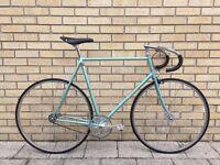 "1974 Carlton Flyer Track Bike | Cinelli Milano Stem | Fully Restored | 23"""