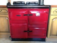 Rayburn 460K MKII Oil Fired Range Cooker Stove / Oil Boiler