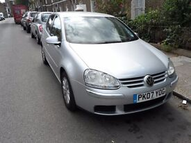 Volkswagen Golf 1.9 TDI Match - Cruise Control, AirCon, Auto Lights/Wipers, Very Economical