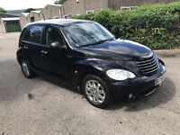 2006 chrysler pt cruiser low miles long mot drives well cheap car