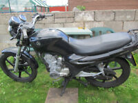 SYM XS 125 spares,repairs or projet