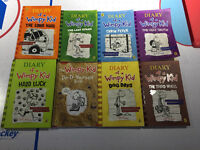Childrens book collection - Diary of a Wimpy Kid