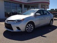 2014 Toyota Corolla LE LOW KM'S TOUCH SCREEN & REAR CAMERA