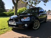 Subaru Impreza WRX,Sports Wagon,Show Room Condition ,many extras,