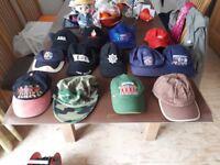 Baseball caps Collection