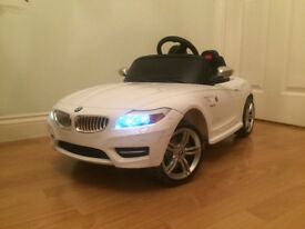 Kids ride-on BMW Z4 (Rastar)