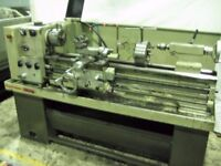 HARRISON M300 GAP BED CENTRE LATHE 40 INCH CENTRES