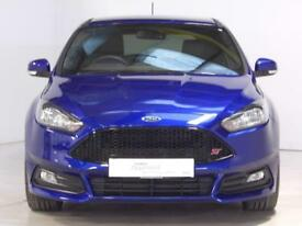 Ford Focus ST-2 (blue) 2017-09-14