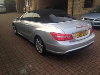 Mercedes-Benz e class e350 convertible automatic £1130ono