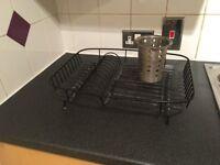 Dish drainer + cutlery drainer