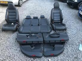 Vw golf gti full leather interior mk 5 2005