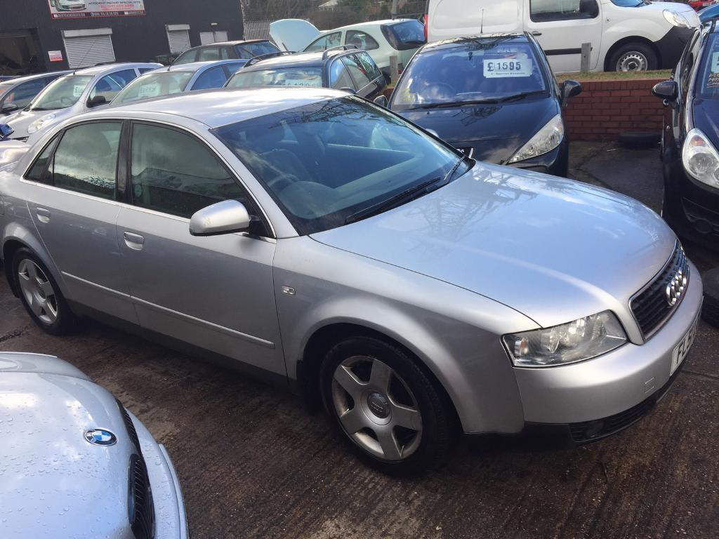 Audi A4 2.0 petrol automatic only 55000 miles | in Stirchley, West