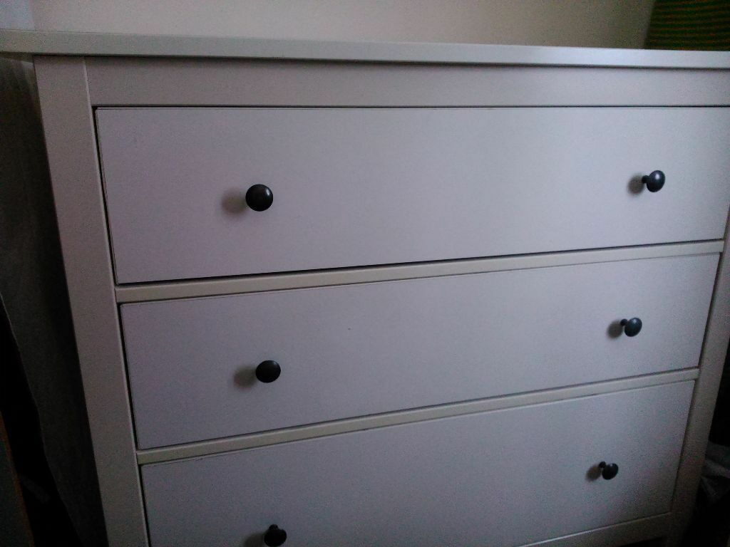 Ikea Mandal Drawers Gumtree ~ Ikea Hemnes drawers  in Tiverton, Devon  Gumtree