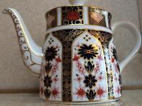 Royal Crown Derby English bone china