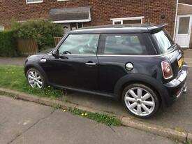 Mini Cooper s rare turbo model