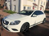 MERCEDES A180 CDTI DIESEL 2014 FULL SERVICE HISTORY PX WELCOME