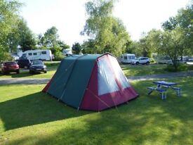 4 birth Family tent