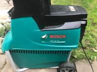 Bosch axt 25 tc chipper shredder
