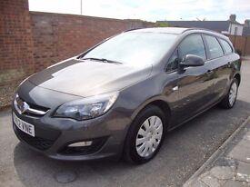 2012 (62) Vauxhall Astra Exclusiv 1.6 Automatic Estate