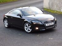 Immaculate 2010 Audi TT 2.0 Tdi Quattro trade in considered, credit and debit cards accepted