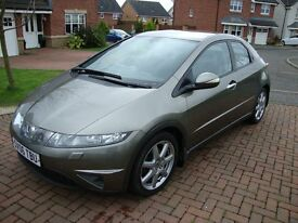 "2006 06' Honda Civic ""Sport"" 2.2 i-CTDi Diesel (150bhp)"