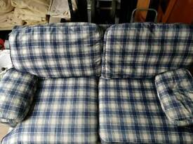 2 Seater sofa free delivery in Coventry