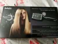 BaByliss Heated Smoothing Brush