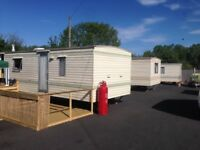 4/6 berth caravan to let 420pcm