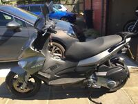 Gilera 125 runner, ideal for daily commute