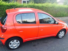 Toyota Yaris for sale 2003