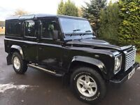 2009 LAND ROVER DEFENDER 110 XS SW LWB