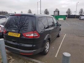 Uber ready ford galaxy 2012