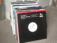"120 x 12"" Trance / Euro Dance / House / Promo Vinyl Collection 1990's"