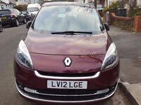 RENAULT GRAND SCENIC 1.5dci Dynamic Tomtom Stop/start £8,097 ONO