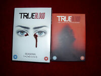 Trueblood, season 1 to 6