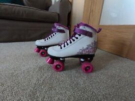 SFR Vision II Quad Roller Skates - size 5