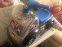 Batman ride on toy