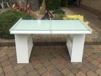 Desk Glass Top