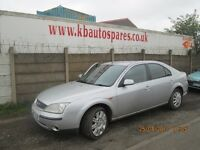 Ford Mondeo Edge 125 1.8 Petrol 2007 breaking for spares Wheel Nut